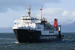 MV Hebridean Isles -- Ardrossan -- 18-01-20 (MarkP51) Tags: sea boat ship vessel water sunshine nikon sunny d500 d7200 nikon24120f4vr nikon70200f4vr nikon200500f56vr nikonafp70300fx ferry scotland calmac ardrossan firthofclyde caledonianmacbrayne mvhebrideanisles