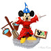 LEGO Mickey Mouse Magic (Sorcerer's Apprentice - Fantasia)