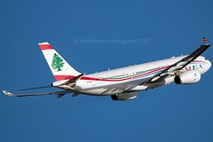 MEA Middle East Airlines OD-MED Airbus A330-243 cn/926 @ LFPG / CDG 19-01-2020 (Nabil Molinari Photography) Tags: mea middle east airlines odmed airbus a330243 cn926 lfpg cdg 19012020