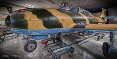 SUPER SAETA HA-220 (juan carlos luna monfort) Tags: avion plane airplane historia historico hdr cahs centred´aviaciohistoricalasenia lasenia montsia tarragona nikond810 irix15 calma paz tranquilidad