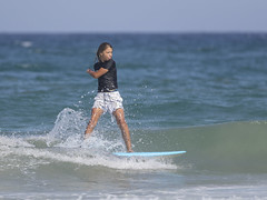 One Mile Summer (vk2gwk - Henk T) Tags: sport beach surfing onemilebeach nsw