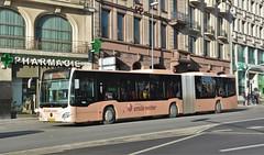 Luxembourg, Place de la Gare 14.02.2019 (The STB) Tags: bus busse autobus autobús publictransport citytransport öpnv transportpublique luxembourg lëtzebuerg rgtr régimegénéraldestransportsroutiers verkéiersverbond ëffentlechentransport