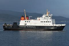 MV Argyle - Wemyss Bay - 18-01-20. (MarkP51) Tags: sea water sunshine boat nikon ship sunny vessel d500 d7200 nikon24120f4vr nikon70200f4vr nikon200500f56vr nikonafp70300fx scotland calmac wemyssbay firthofclyde caledonianmacbrayne mvargyle ferry