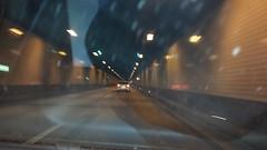 tunnelblick (fuisligo) Tags: hamburg tunnel elbtunnel auto scheibe spiegelung