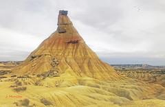 Bardenas reales IMG_2185 (Julian Munilla Rio) Tags: navarra bardenas parque natural desierto