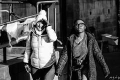 Into The Light (STREET2020) Tags: candid canoneos750d citylife edinburgh edinburghstreetphotography fashion hat people places royalmile scarf scotland street streetphotography streetportrait style