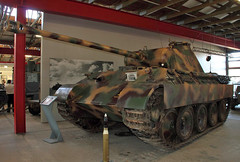 Panther (Schwanzus_Longus) Tags: munster german germany museum old classic vintage military army wehrmacht world war ii 2 combat battle panzer 5 v panther