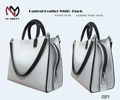 Leather Pantent Black White (Efe Dizayn) Tags: armbag bentobag bag meshbagblackbag handbag meshhandbag blackarmbag blackhandbag blackleatherbag meshbag blackmeshbag stylehandbag luxbag