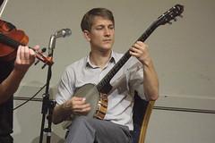 Frog & Henry (2020) 11 - F.H. Henry (KM's Live Music shots) Tags: jazz ragtime unitedstates neworleans canada froghenry fhhenry deeringbanjo 6stringbanjo banjo winningposttwickenham
