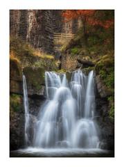 Clydach Falls (Rich Walker Photography) Tags: clydach wales abergavenny waterfall waterfalls river viaduct landscape landscapes landscapephotography canon efs1585mmisusm eos eos80d