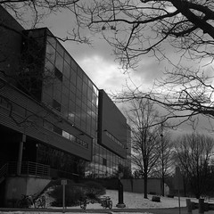 The Other side of G (Alex Luyckx) Tags: oakville ontario canada mccraneyvalleypark mccraneyvalley urban park greenspace sheridan sheridancollege trafalgarroadcampus campus college school institution winter snow walk hike startofterm escape frankeheidecke rolleiflex rolleiflex28f tlr 120 6x6 square mediumformat carlzeissplanar80mm128 lomography kino lomographyberlin400 berlin400 orwon74 asa400 kodak hc110 kodakhc110 dilutionb 131 epsonv700 adobephotoshop bw blackwhite photography film filmphotography believeinfilm filmisalive filmisnotdead