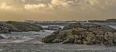 stormy day at Flekkreøy, Norway (gormjarl) Tags: kristiansand wather lake fjord sunset beach water sky natur night art light sun cloud landscape street river otra norway city ngc