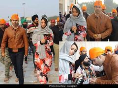Pics: Varun-Shraddha visit Delhi Gurudwara (newsivx) Tags: ivx news tech entertainment bollywood update