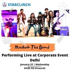 Book rock bands in New Delhi (simran329) Tags: liveband livemusic music entertainment delhi wedding weddingindelhi starclinch artistbooking bookartist hireartist bookliveband rockband rockmusic