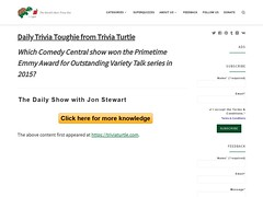 It's Wednesday! Take a look at our new Trivia Toughie (Trivia Turtle) Tags: triviaturtle trivia dailytriviatoughie education knowledge entertainment giveaway funfact didyouknow