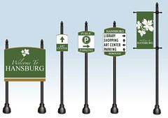 Small Sign (contact.triprint) Tags: smallsigns triprint sign board