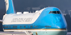 Air Force One and a Half ready for departure to Ramstein from Zurich during WEF 2020 (BOSCHH) Tags: airforceonetrumpboeing747200vc25vc25vc25ausairforceunitedstatespresidentwefzurichklotenairportworldeconomicforumwef2020unitedstatesairforceairmobilitycommand89thairliftwing presidentialairliftgrouppagandrewsafbmaryland general military civil aviation aviationdaily aviationgeek canon fighter fighterjet flight fly air force airline airport airplane helicopter jet photo photography photos pilot plane planespotting sky spotting cockpit 28000 sam 8228000