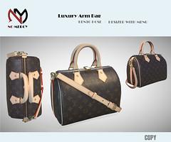 Luxury Arm Bag (Efe Dizayn) Tags: armbag bentobag bag meshbagblackbag handbag meshhandbag blackarmbag blackhandbag blackleatherbag meshbag blackmeshbag stylehandbag luxbag lvbag