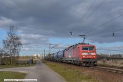 120 145 mit Kesselzug (der_werkbahner) Tags: eisenbahn eisenbahnfotografie wrs bauhreihe 120 br br120 güterverkehr
