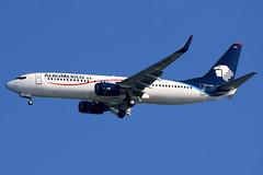Aeromexico   Boeing 737-800   XA-ADV   San Francisco International (Dennis HKG) Tags: aircraft airplane airport plane planespotting skyteam canon 7d 100400 sanfrancisco ksfo sfo xaadv aeromexico amx am mexico boeing 737 737800 boeing737 boeing737800