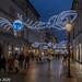 Christmas lights, Florianska, Krakow