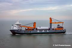 Anna (Ed Francissen) Tags: anna cargo franfoto imo9501887 northsea sal ships transport vessels vlissingen westerschelde
