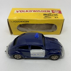 Metosul Portugal - Number 5 - Volkswagen Beetle - Policia / Police Car - Miniature Diecast Metal Scale Model Emergency Services Vehicle (firehouse.ie) Tags: jouets jouet polizei policja policie polizia politie politi polis vehicles vehicle veewee volkswagons volkswagens volkswagon volkswagen vws luso osul cat vintage toys toy mintboxed mib automobiles automobile l'auto autos coches coche cops cop cars car beetle vw pd portugal policia police miniatures miniature models model metal metosul5 metosul