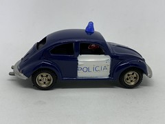 Metosul Portugal - Number 5 - Volkswagen Beetle - Policia / Police Car - Miniature Diecast Metal Scale Model Emergency Services Vehicle (firehouse.ie) Tags: portugal metal vw miniatures miniature model models beetle police policia metosul metosul5 volkswagen beetles vwbug vws volkswagon kafer cars car vintage toy toys automobile cops coche autos automobiles coches l'auto cop vehicles vehicle vehicule vehicules