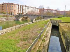 Puente de Santa Engracia-Rotxapea (eitb.eus) Tags: eitbcom 20267 g1 tiemponaturaleza tiempon2020 nafarroa pamplonairuña txelofernández