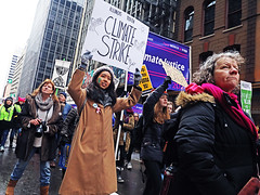 Protect Your Mother Earth (kirstiecat) Tags: illinoisyouthclimatestrike womensmarch women protest signs democracy chicago canon street people politics globalwarming climatechange resist