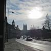 Winter Sunshine in Worcester