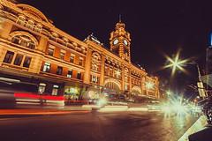 Flinder Street RAilway Station (ericmontalban) Tags: