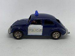 Metosul Portugal - Number 5 - Volkswagen Beetle - Policia / Police Car - Miniature Diecast Metal Scale Model Emergency Services Vehicle (firehouse.ie) Tags: portugal metal vw miniatures miniature model models beetle police policia metosul metosul5 vintage toy toys automobile cops coche autos automobiles coches l'auto cars car cop