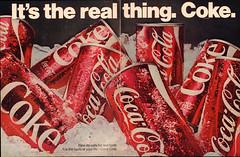 1970 Coca-Cola Coke Advertisement Life Magazine March 6 1970 (SenseiAlan) Tags: 1970 cocacola coke advertisement life magazine march 6