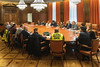 Reunión con los sindicatos de la UGT y CC.OO. acerca del expediente de extinción de empleo de la empresa Alcoa, presentado para las plantas de Avilés y A Coruña. (22/01/2020)