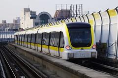 台北捷運 環狀線 110 Circular Line (1taiwan360km2) Tags: metro mrt 台北捷運 臺北捷運 環狀線 北捷 circularline taipeimetrosystem yellowline