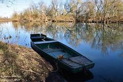 Karlovac, Croatia - Waiting for the spring... (Marin Stanišić Photography) Tags: karlovac croatia karlovaccounty boat river korana nikon d5500 winter time