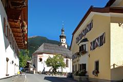 Lermoos, Ortsmitte (11) - Dorfkirche Sankt Katharina