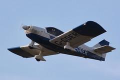 Photo of Robin R.1180TD Aiglon II G-GDER Duxford 11-7-10