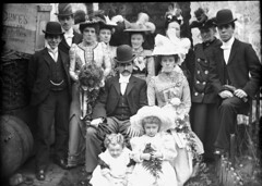 Edwardian Wedding (georgeartp) Tags: wedding edwardian 1900s sthelens lancashire merseyside
