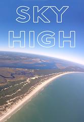 Sky High (floridaadventuresports) Tags: georgia adventure tours tourism tourist flying beach travel