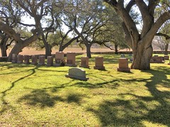 LBJ_Cemetery (Michael M Stokes) Tags: texas lbj ranch hillcountry president