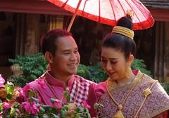 Laos (denismartin) Tags: vientiane laos denismartin wedding temple bouddhism people