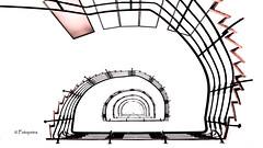 Hamburg Stairs Art (petra.foto busy busy busy) Tags: fotopetra canon eosrp treppenhaus treppe stairs stairwell treppengeländer treppenauge architektur kontorhaus bürogebäude inside hamburg city germany petraart abstrakt