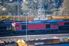 60010, Toton (JH Stokes) Tags: class60 60010 dbcargo toton sandiacre diesellocomotives depot trains trainspotting t tracks railways transport photography locomotives