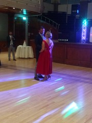IMG_20190928_205039129 (griffpops_deptford) Tags: wedding reception dancing reading formalattire ladyinred menwithbeards