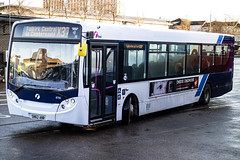 Photo of SN62ANR Alexander Dennis Enviro E300  First Midland Bluebird