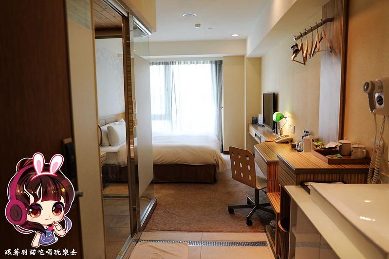 長富時尚旅店035