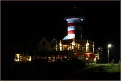 Nachts im Seenland (der bischheimer) Tags: seenland lausitzerseenland lausitz nacht night langzeitbelichtung longtimeexposure lzb leuchtturm lighthouse geierswalde canon derbischheimer