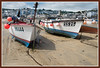 Uk, Cornwall, St. Ives, harbour, coveboats2